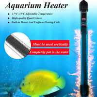 300W Fish Tank Water Heater Auto Adjustable Temperature Aquarium Submersible