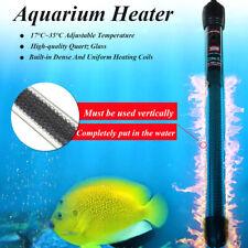 300W Fish Tank Water Heater Auto Adjustable Temperature Aquarium Submersible