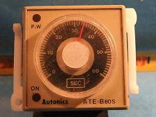 AUTONICS   ATE-B 60s + PG08