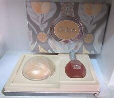 Vintage Chloe Set By Parfums Lagerfeld 1oz Eau De Toilette+3.5 oz Soap See Descr