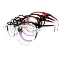 Designer 5 Colors Big Square Oval Frame Spring Hinges Reading Glasses +1.0~+4.0