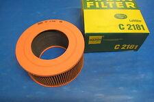 Filtre à air Mann Filter pour: Mazda: 929 Mk II 2.0 i Turbo Coupé et GLX Berline