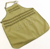 NEW London Bridge Trading LBT-2715A Coyote Tan Tactical Shop Apron MOLLE