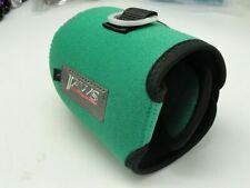 """2 X mandíbulas verde """"L"""" Reel cubiertas para precisa ATD12 Daiwa Saltiga Shimano Trinidad"""