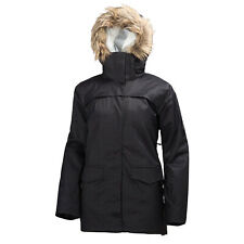 $300 NWT HELLY HANSEN Women's Sophie Waterproof Insulated Ski Jacket Black Small