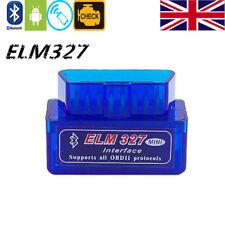 Mini ELM327 OBD2 II Bluetooth Auto Car OBD2 Diagnostic Interface Scanner Tool IT