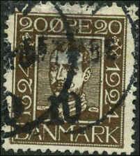 Denmark Scott #175 Used