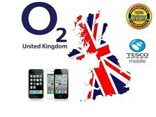 O2 / Tesco / GiffGaff UK Apple iPhone SE Official Permanent Unlock Clean IMEI