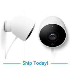 Nest Cam Outdoor HD Security Camera Wi-Fi 1080P Weatherproof with Night Vision