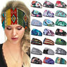 Stirnband Haarband Damen Hair Bands Haarschmuck Bandana Sommer Sport Yoga Maske