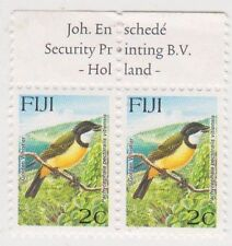 Birds Fijian Stamps