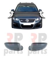 Para VW Passat B6 05-10 Nuevo Puerta Carcasa Espejo Retrovisor Pintura Par Set