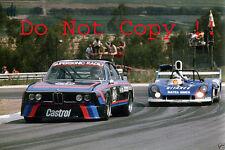 Ronnie Peterson Bmw 3.0 Csl Kyalami 6 Hours 1974 Photograph