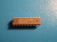 SGS T74LS241B1  OCTAL BUFFER LINE DRIVER  20 PIN QTY = 1