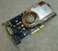 256MB BFG Nvidia BFGT78256GSOC 7800GS VGA DVI AGP Graphics Video Card