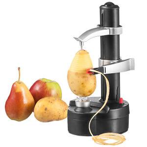Elektrischer Gemüseschäler Kartoffelschäler Apfelschäler Sparschäler Schäler