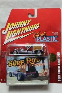 Johnny Lightning 1:64 Scale Classic Plastic Series SURF ROD BY BARRIS
