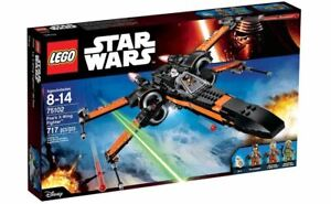 Lego Star Wars Poe's X-Wing Fighter (75102) - Officially Retired