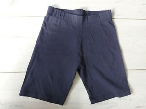 George School Cycling Shorts Navy 6-7 Years