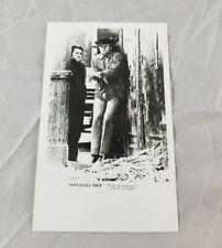 Midnight Cowboy Movie Photo Post Card John Voight Dustin Hoffmann