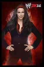 Stephanie McMahon WWE 24 x 36 Poster