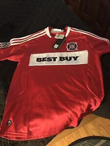 2009 Chicago Fire Youth Kit Size XL