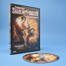 Shaolin Soccer Dvd - Stephen Chow - Bilingual - Region 1