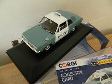 Vanguards Corgi VA04116 Ford Cortina MK2 1300 De Lux Manchester & Salford Police