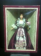 Victorian Barbie with Cedric Bear Collector Edition 1999
