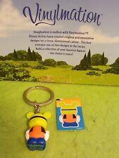 "Disney Vinylmation Park 1.5"" Set 2 Jr Junior Character Color Block Goofy w/ Card"