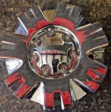 Hard-to-find, LIMITED 702 CAP, WHEEL CENTER PIECE, CHROME # A-702-15-1EA-WOW!
