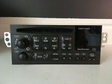 Chevy Delco AM/FM CD radio w/aux input for 95-02 car/truck # 09367615