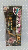 2013 Mattel Monster High Frights Camera Action! Black Carpet Cleo De Nile BDF25