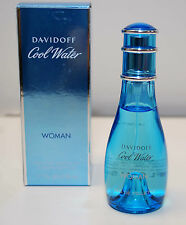Cool Water by Davidoff Women Perfume EDT Spray 1.7 oz New In Retail Box