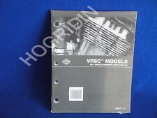 new 2011 Harley Davidson vrod v-rod v rod parts catalog manual vrsc
