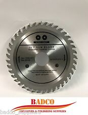 ( Pack of 3 ) 115mm Angle Grinder saw blade for wood 40 TCT Teeth BLADE
