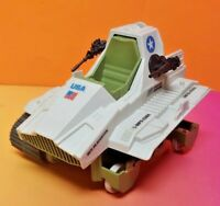 Original 1986 GI JOE TRIPLE T vehicle UNBROKEN arah SGT. SLAUGHTER Parts G.I.JOE
