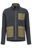 Marmot Dark Steel Heather/Cavern Gilcrest Zip Jacket Men's Size Medium H2005