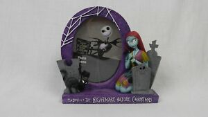 DISNEY NIGHTMARE BEFORE CHRISTMAS SALLY PHOTO PICTURE FRAME Halloween