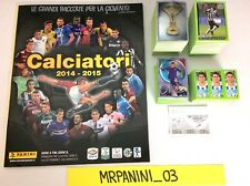 CALCIATORI Panini 2014-2015 - ALBUM VUOTO + Full-Set Completo Figurine-stickers
