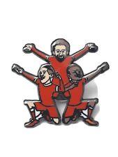 Liverpool Fab 3 Badge