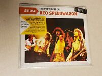 Setlist: The Very Best of REO Speedwagon Live [Digipak] by REO Speedwagon...