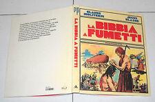 LA BIBBIA A FUMETTI Jesus Blasco Claude Moliterni Mondadori Prima edizione 1983
