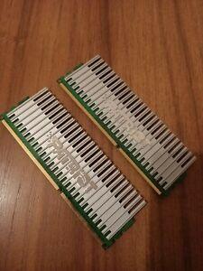 Patriot PVS32G1333LLK PC3-10666 1333MHz 2GB (2 x 1GB Kit) DDR3