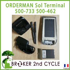 Orderman Sol Terminal  500-733 + Sol station 500-462 + Batterie 2 stylets NEUF