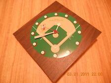 1970 Vintage Baseball World Series Wall Clock Baltimore Orioles