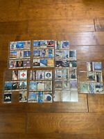 1991 Desert Storm Trading Cards lot of 57 Soldiers Personnel Government Flags