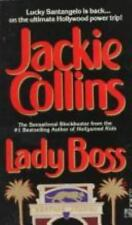 Lady Boss, Jackie Collins, 0671744186, Book, Acceptable