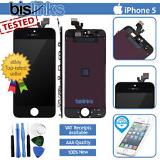 ca2174f3575 Para iPhone 5 Negro Completa Pantalla LCD Pantalla Táctil Digitalizador  montaje repuesto