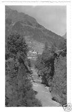 AK, Kühtrain-Schlucht mit Sölden Oetztal, um 1939